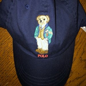 Polo Ralph Lauren Polar Bear Hat
